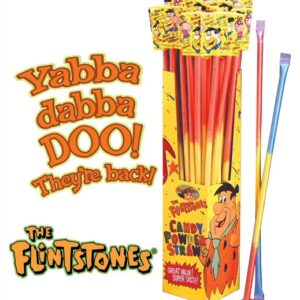 7897L Flintstones Candy Powder Straws62832resz